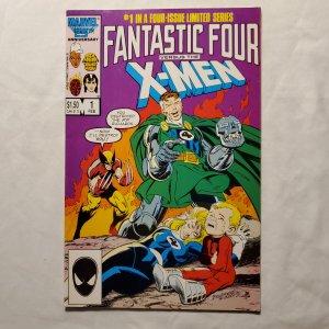 Fantastic Four vs. X-Men 1 Very Fine+  Art by Terry Austin