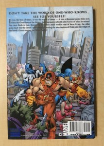 Guardians of the Galaxy The Power of Starhawk HC Premiere Edition