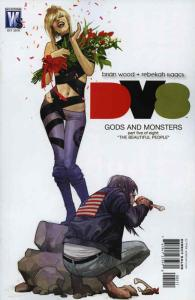 DV8: Gods and Monsters #5 VF/NM; WildStorm | save on shipping - details inside