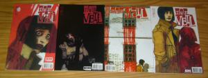 the Veil #1-4 VF/NM complete series ALL A VARIANTS idw comics set lot 2 3