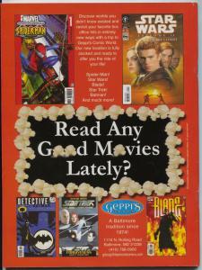 Comic Book Marketplace #92 2002-sophisticated collectors fanzine-Kubert-FN/VF