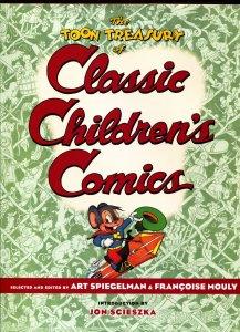 Toon Treasury Of Classsic Children's Comics-Hardback
