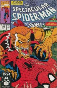 Marvel THE SPECTACULAR SPIDER-MAN (1976 Series) #172 VF/NM
