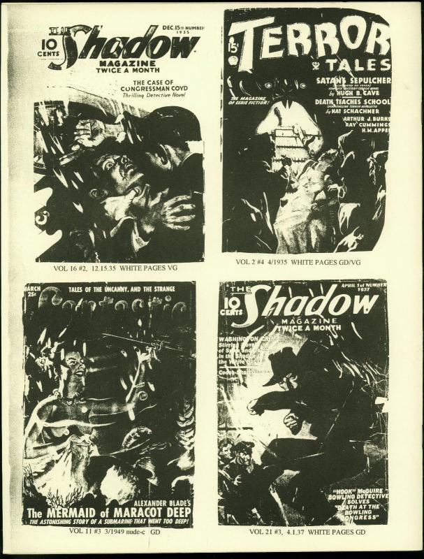 Xela Quarterly Fanzine #2 1998- Signed 340/500- Schomburg VF