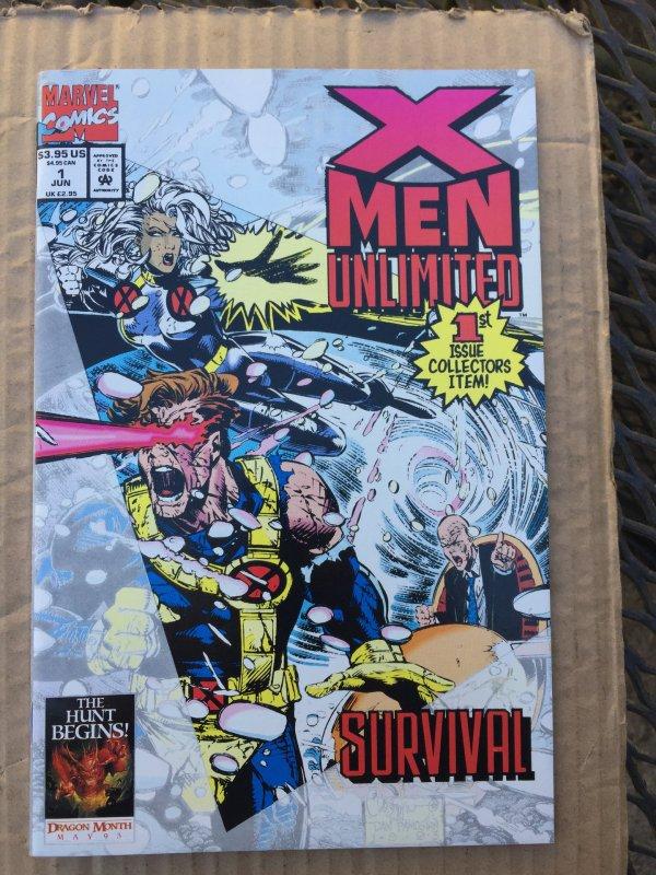 X-Men Unlimited #1 (1993)