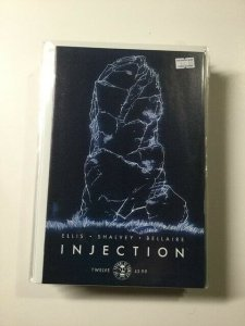 Injection 12 Near Mint Image Comics HPA