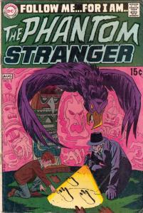 Phantom Stranger, The #2 (Aug-69) VG Affordable-Grade The Phantom Stranger