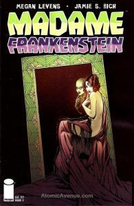 Madame Frankenstein #3 VF/NM; Image | save on shipping - details inside