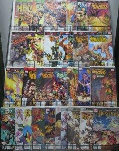 THE INCREDIBLE HERCULES (Marvel, 2008)#112-141 COMPLETE Greg Pak!Fred Van Lente!