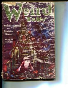 Weird Tales-Pulp--5/1951-Robert Bloch-Agust Derleth
