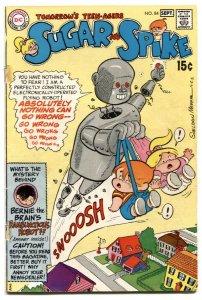 Sugar and Spike #84 1969- DC Comics- Sheldon Mayer VG
