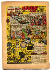 Battlefront #6 1954- Commies- Atlas War comic G