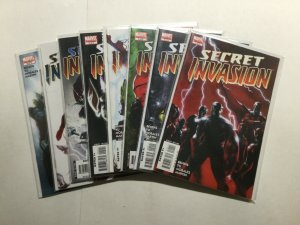 Secret Invasion 1-8 20 Issue Lot Run Set Near Mint Nm Marvel