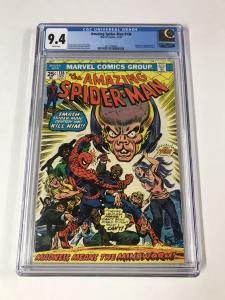 Amazing Spider-Man #138 CGC 9.4