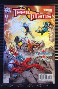 Teen Titans #63 (2008)