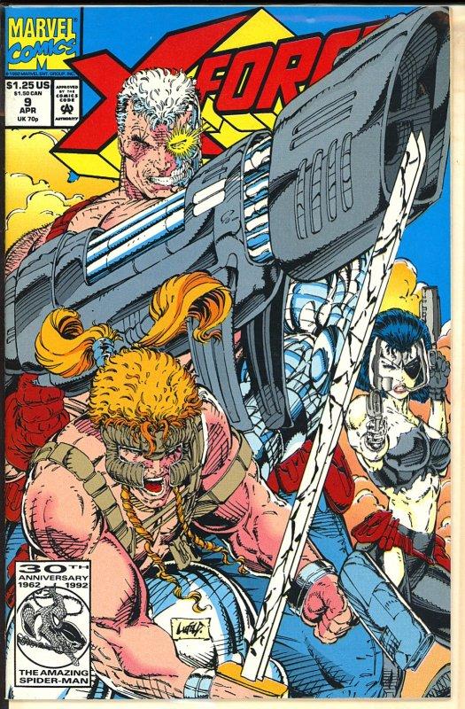 X-Force #9 (1992)