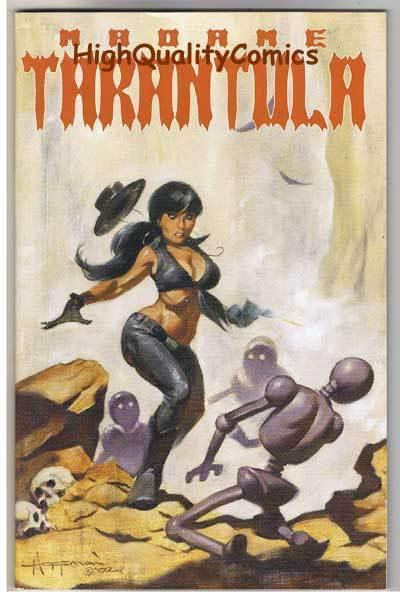 MADAME TARANTULA #0, NM, Limited, Mike Hoffman, 2002, more indies in store