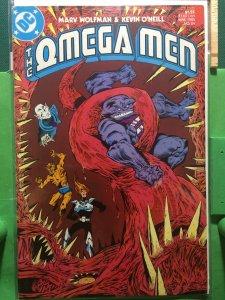 The Omega Men #24