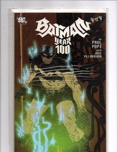 DC Comics Batman Year 100 #4 Prestige Format Last Issue