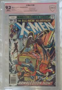 X-Men #108 - CBCS 9.2 - Newsstand Edition - Signed by Chris Claremont