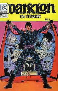 Darklon the Mystic #1 FN; Pacific | save on shipping - details inside