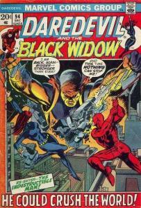 Daredevil (1964 series) #94, Fine- (Stock photo)