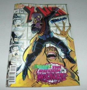 X-Men Blue #13 Marvel Lenticular Variant Homage Cover NM/MT