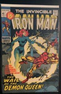 Iron Man #42 (1971)