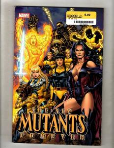 The New Mutants Forever Marvel Comics TPB Graphic Novel Comic Book X-Men J348