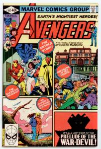 Avengers #197 NM/MT 9.8  2nd app. Red Ronin; Ant-Man cameo