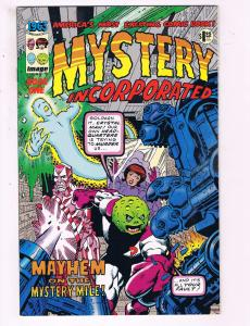 Mystery Incorporated #1 VF Image Comics Comic Book 1993 DE18