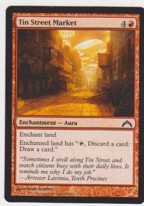 Magic the Gathering: Gatecrash - Tin Street Market