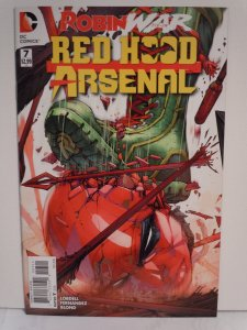 Red Hood/Arsenal #7