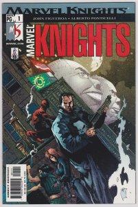 Marvel Knights (vol.2) #1 (VF-NM)