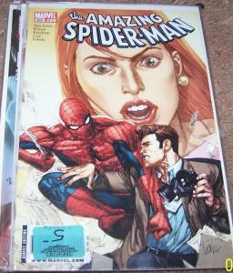 Amazing Spider-Man # 604 2009, Marvel mary jane returns +chamelon +