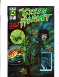 Lot of 4 The Green Hornet Now Comic Books #1(2) 13 14 MS18