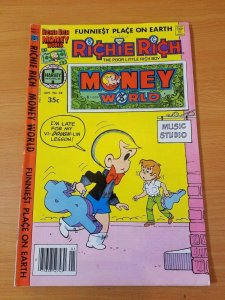 Richie Rich Money World #38 ~ FINE FN ~ (1979, Harvey Comics)