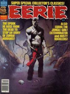 Eerie (1965 series) #112, VF+ (Stock photo)