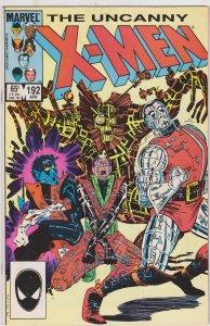 The Uncanny X-Men #192 (1985)