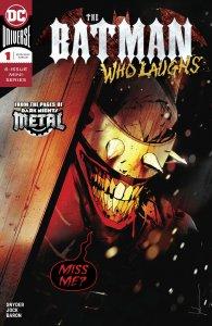 BATMAN WHO LAUGHS #1 (OF 7)