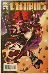 ETERNALS#1 2008 VARIANT MARVEL COMICS