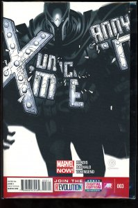 Uncanny X-Men (DE) #3 (2013)