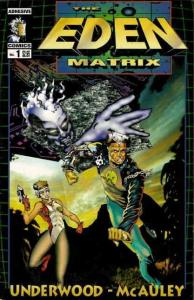 Eden Matrix, The #1A VF/NM; Adhesive | save on shipping - details inside