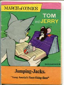 MARCH OF COMICS #388 1973-K.K. PUBS-TOM AND JERRY-good/vg