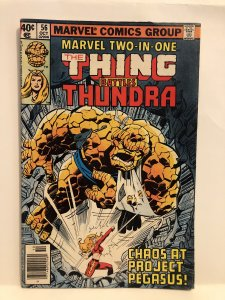 Marvel Two-in-One #56 (1979)