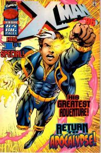 Lot Of 2 X-Man Marvel Comic Book #Annual '98 '97 Thor J193