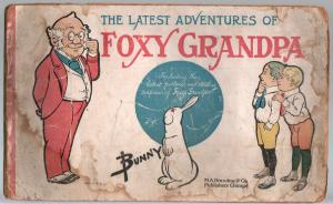 Latest Adventures of Foxy Grandpa 1905-art by Bunny-28 pages-P