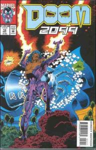 Marvel DOOM 2099 #12 FN/VF