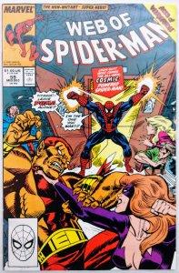 Web of Spider-Man #59 (VF/NM)(1989)