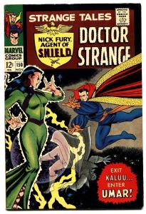STRANGE TALES #150 comic book-DOCTOR STRANGE/NICK FURY-BUSCEMA VF+